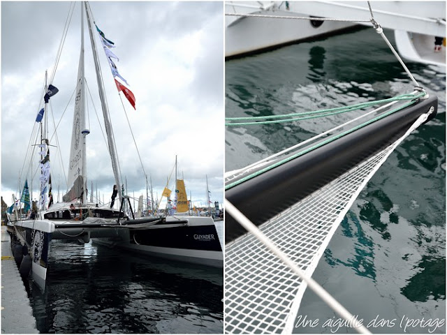 catamaran TS42/ Chantiers Marsaudon Composites