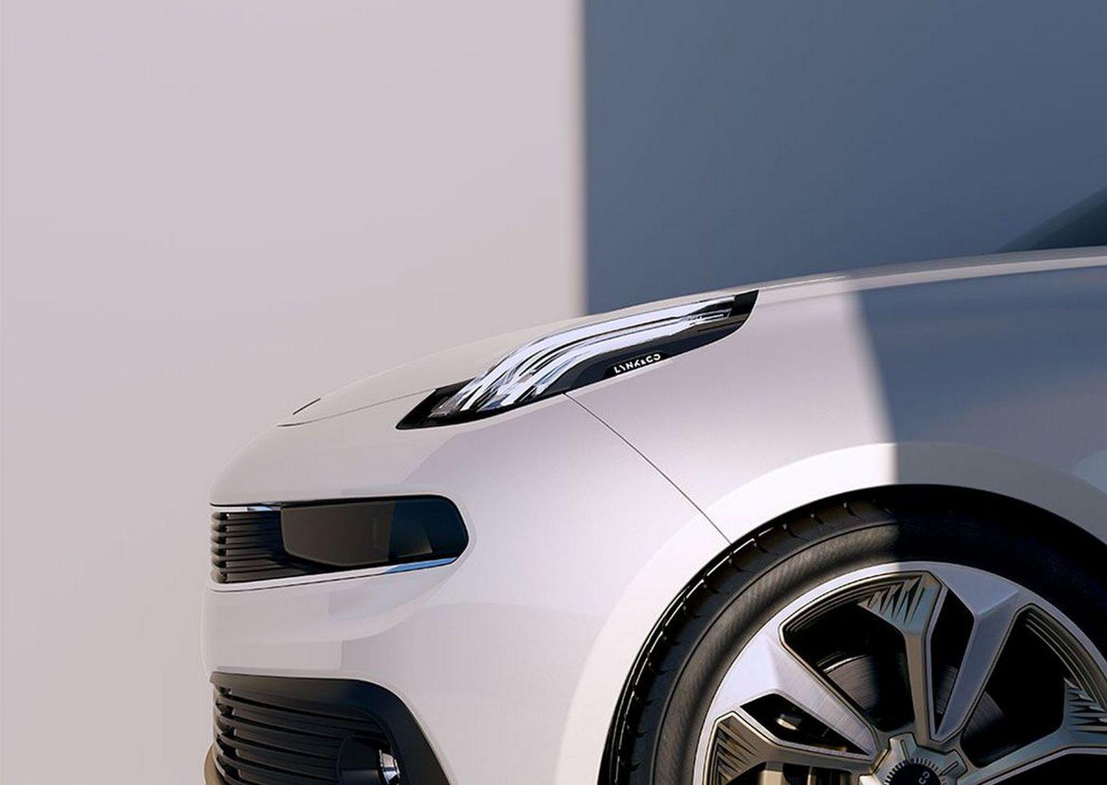 Lynk & Co 03 Sedan Shows Its Skin Before Shanghai Debut
