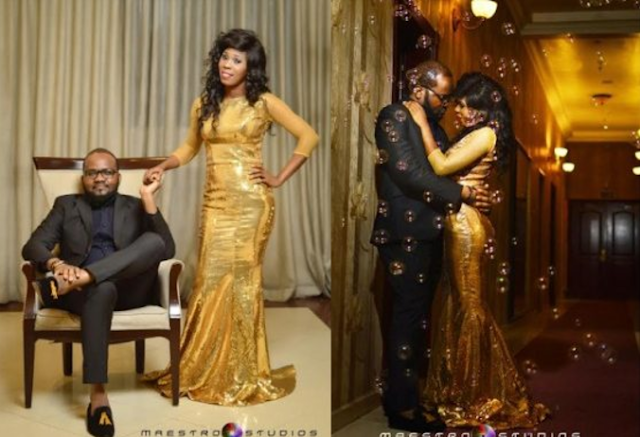 2rGn7BA Pre-Wedding Photos of Singer Orezi's sister, Ann and her boo, Seyi Peters