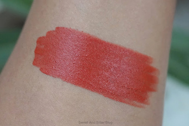Soultree Lipstick in Deep Blush