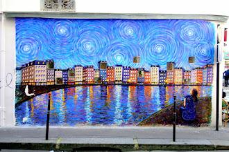 Sunday Street Art : Jimmy C - rue des Cascades - Paris 20