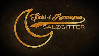 Şehr-i Ramazan Salzgitter