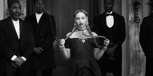 Formation Beyonce Slay Black Lives matter superbowl zimmerman australian designer fashion style what she wore video music