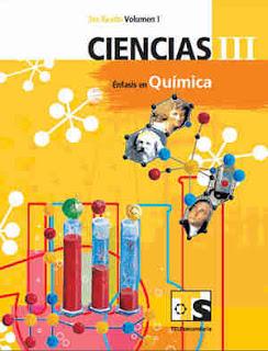 Ciencias III Énfasis en QuímicaLibro para el AlumnoVolumen I–Tercer gradoTelesecundaria2017-2018
