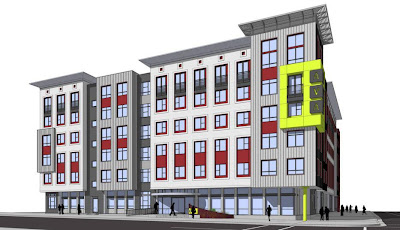 Avalon Bay real estate development in Washington DC is the latest commercial property on the H Street corridor
