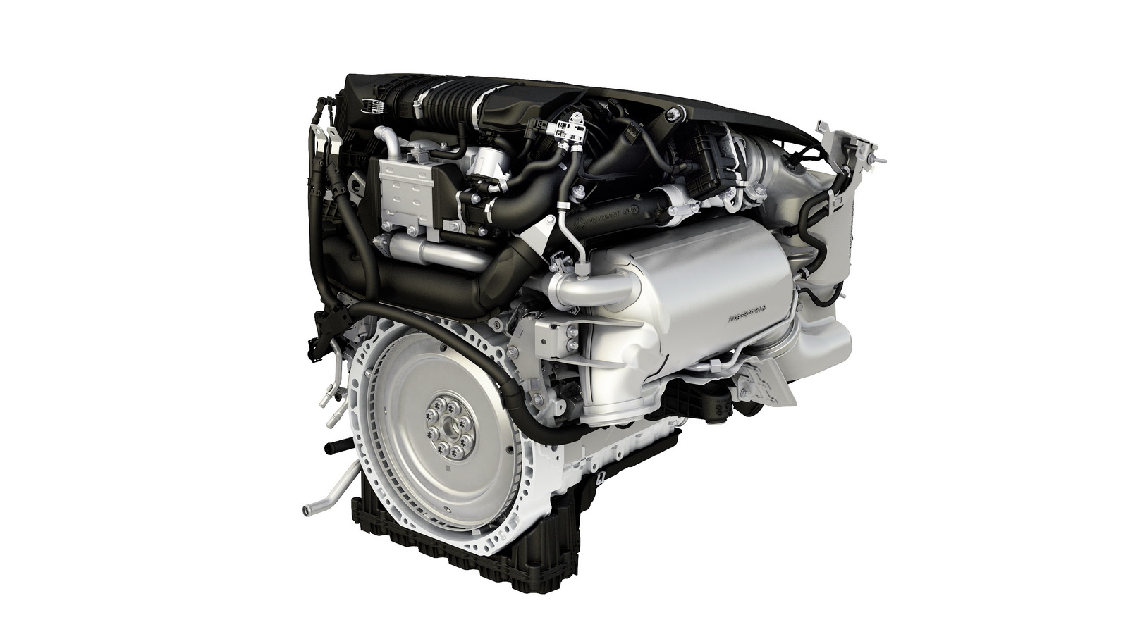 Mercedes details brand new diesel engine in e class for Mercedes benz diesel engines