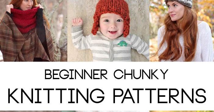 My First E-Book - Beginner Chunky Knitting Patterns Gina Michele