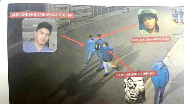 La Paz: Identifican a pandilleros agresores, foto 3
