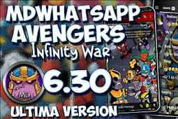 Download WA Mod VENGERS Infinity War Edition