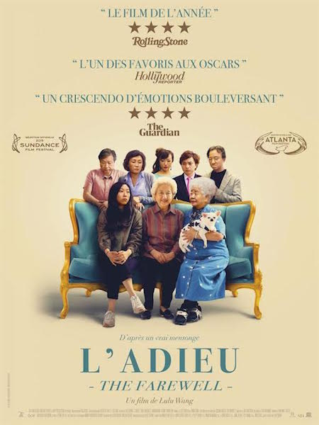 L'Adieu (The Farewell) [BDRip] [Streaming] [Telecharger]