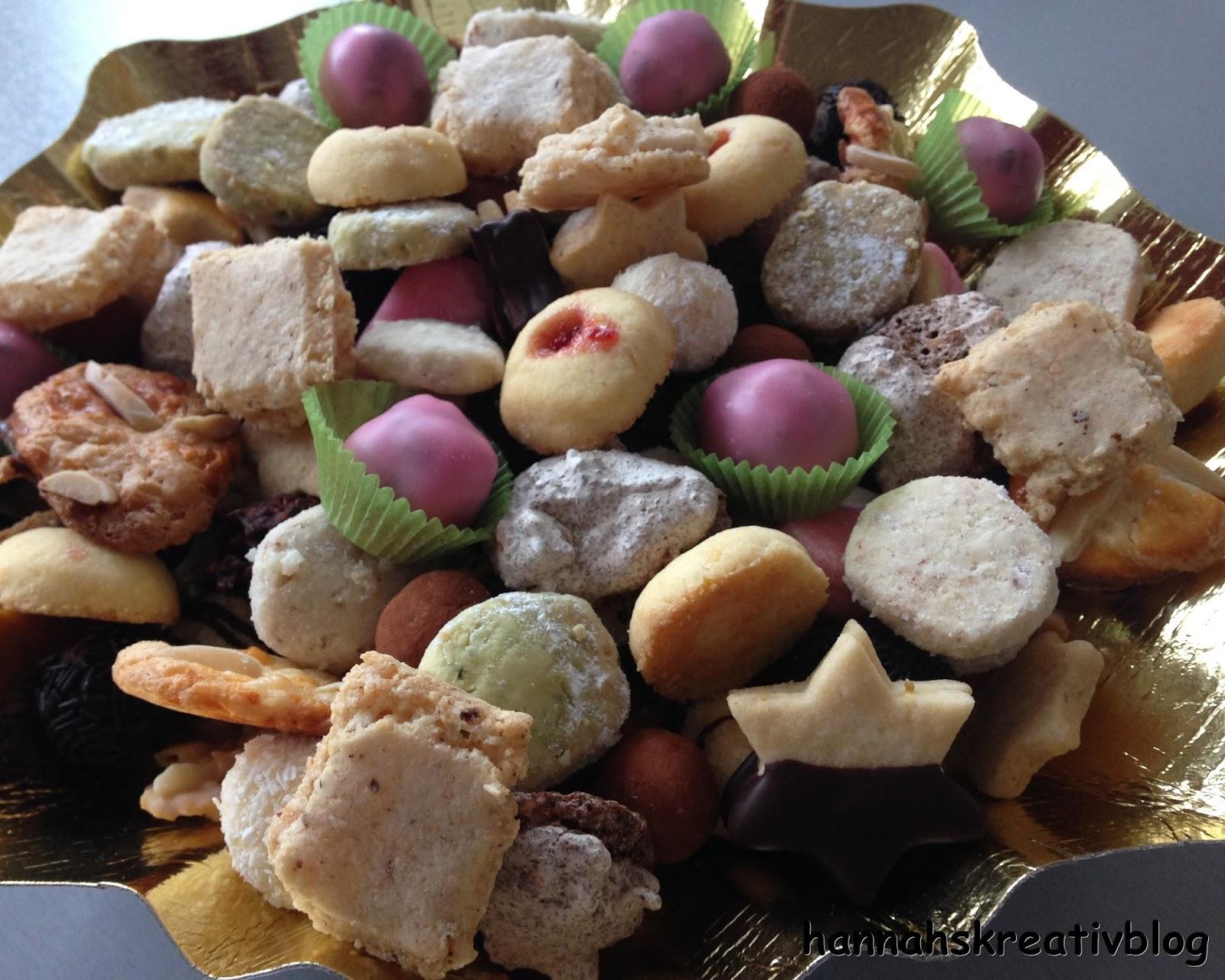 Hannahs Kreativblog: Gesegnete Weihnachten mit Rumkugeln und ...