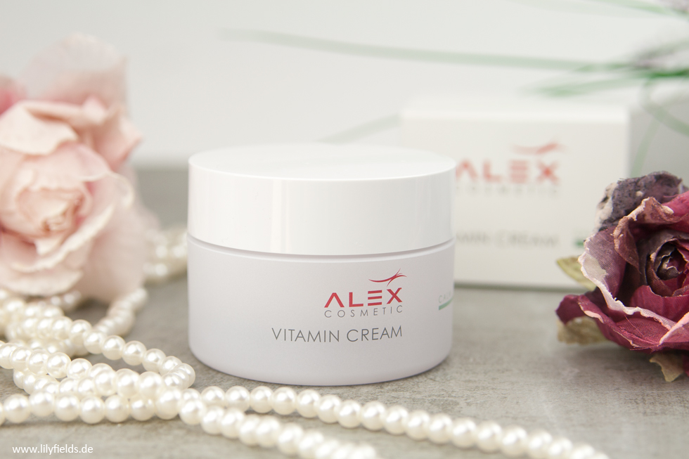 Vitamin Cream Alex Cosmetic