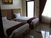 Zamzam Hotel & Convention Batu - Superior Room - Salika Travel