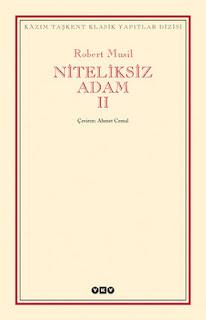 Robert Musil - Niteliksiz Adam 2