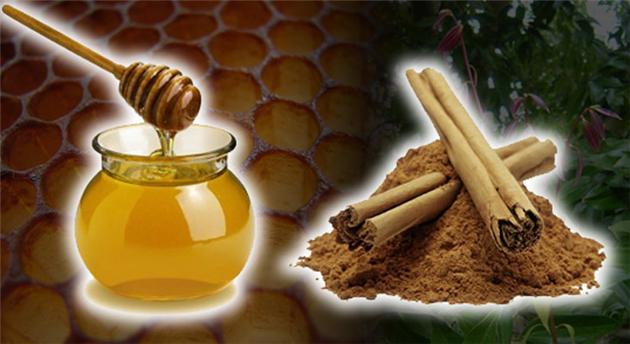 Image result for μέλι κανέλα