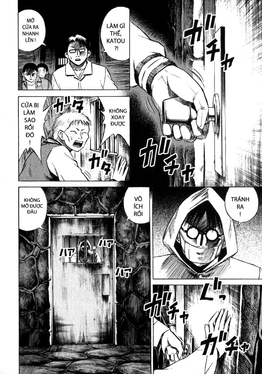 Higanjima chapter 30 trang 17