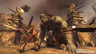 Golden Axe: Beast Rider (Xbox 360) 2007