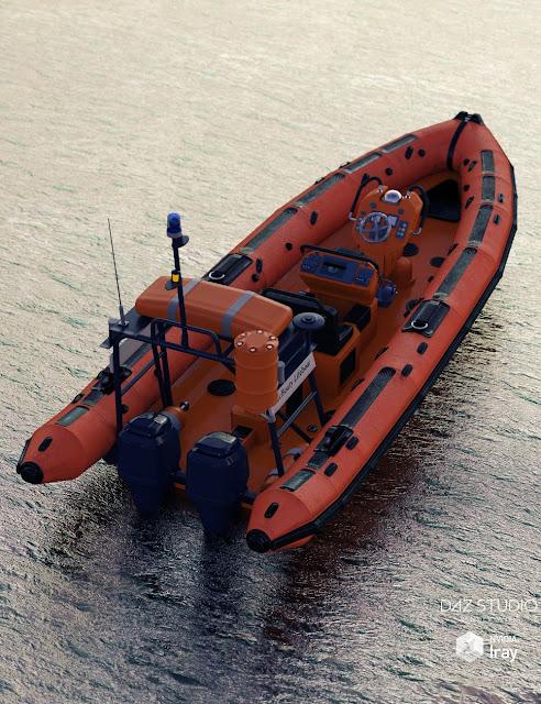 McBoaty Lifeboat