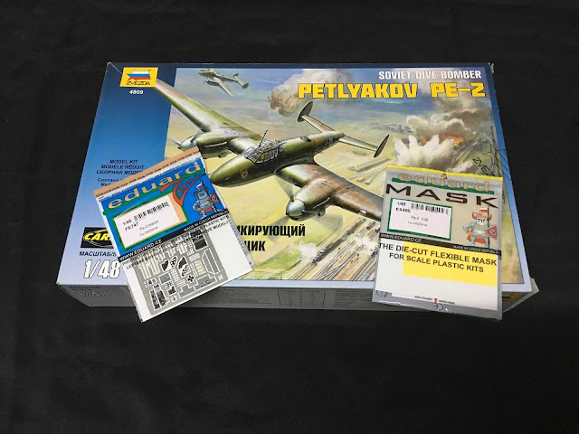 Petlyakov Pe-2 Zvezda 1/48