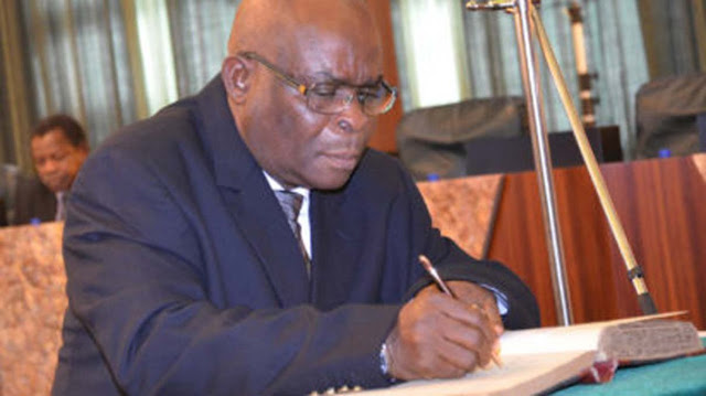 Osinbajo commends Chief Justice Onnoghen on international recognition
