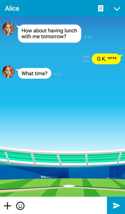 The baseball game 3
