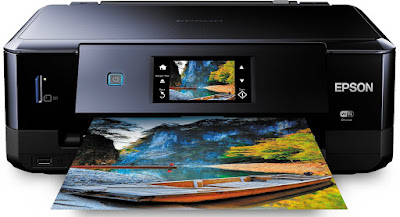 Epson Expression Photo XP-760 Printer Driver Download
