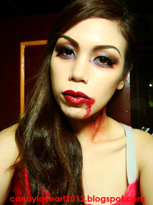 Vampire makeup ideas