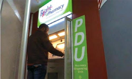 ATM Obat Untuk Penyandang HIV