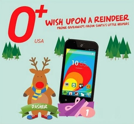 Dasher, O+ TechPinas, Wish Upon a Reindeer