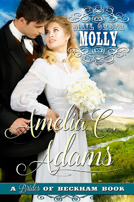 Mail Order Molly by Amelia C. Adams