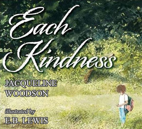 Each Kindness Book review and Pebble Activity