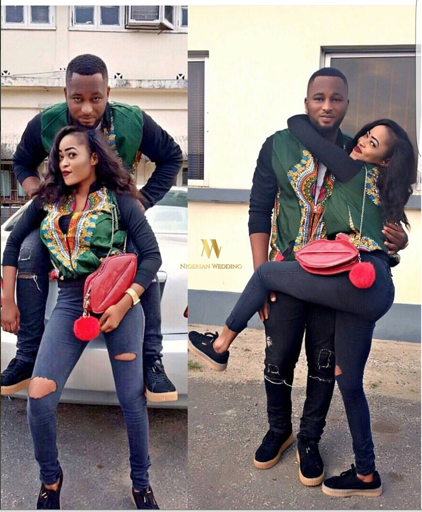 Latest Ankara Styles For Couples - Africa Matching Outfit ...