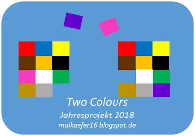 Two Colours Jahresprojekt 2018