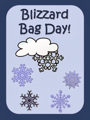 Image result for blizzard bag day