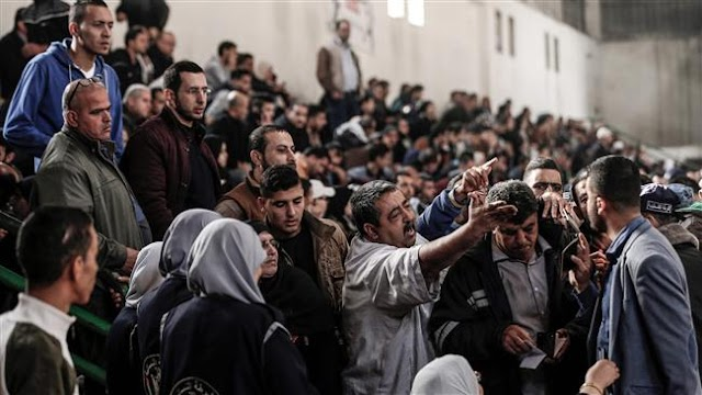 Egyptian authorities opens Gaza's Rafah crossing after nearly 80 days