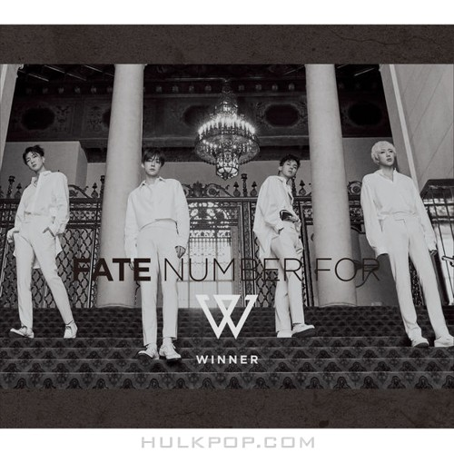 WINNER – FATE NUMBER FOR (Japanese Ver.) – EP