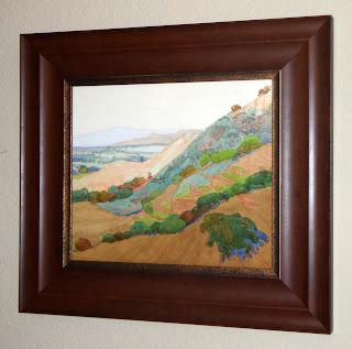 Robin Purcell California Watercolors In The Plein Air