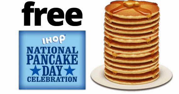 IHOP - National Pancake Day