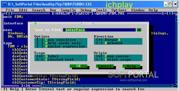 Download Phần Mềm Turbo Pascal 7.0 Cho PC Win 7 10 8 8.1 XP (Lớp 8 & Lớp 11) h