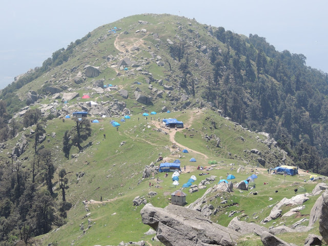 triund must visit place in Dharmshala