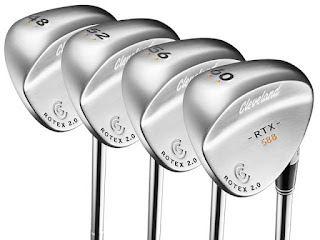 Golf paso a paso, los cuatro wedge
