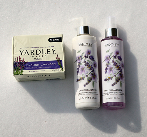 Yardley London English Lavender ~ #Review