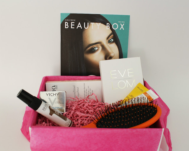Beauty box mayo 2016 Hello Beautiful de Lookfantastic