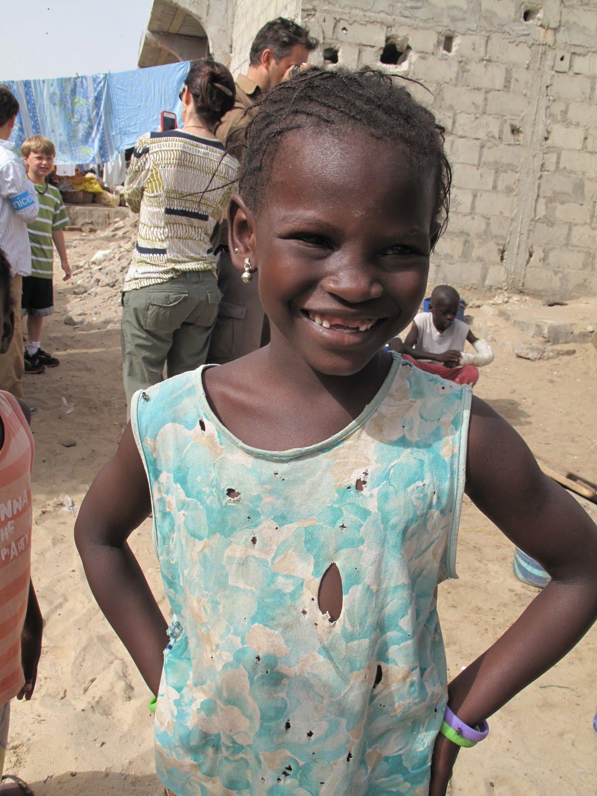 CZs Report: Children of Senegal