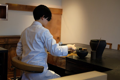 東京の日本茶専門店 櫻井焙茶研究所 スタッフ