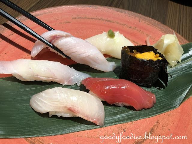 Fincch Sushi Room KL