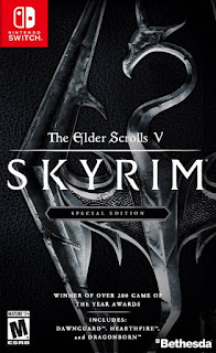 21OgKyG - The Elder Scrolls V Skyrim Switch XCI NSP