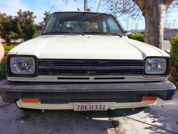 Daily Turismo: 5k: Star Light Star Bright: 1981 Toyota Starlet