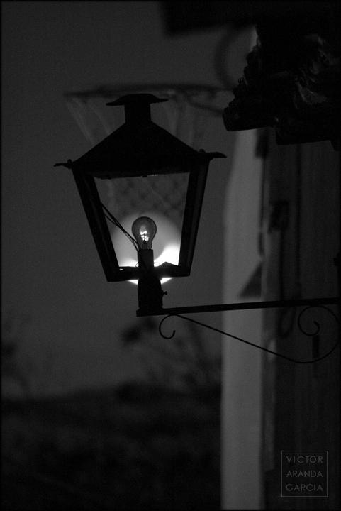 fotografía, Límites, luna, serie, farol, Fuente Álamo, arte