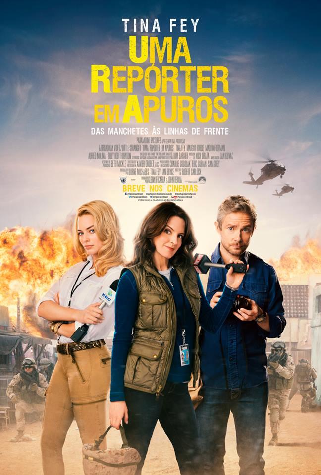 Uma Repórter em Apuros Torrent – Blu-ray Rip 720p e 1080p Dublado (2016)